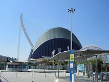 L'Oceanogràfic  Valencia Villa Finca Costa Blanca