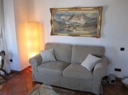 Reading & TV room