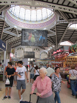 Market Valencia