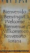Bienvenido, Welcome, Willkommen, Villa Finca Costa Blanca