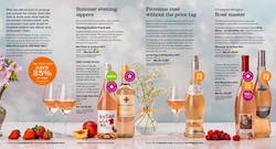 Styled Wine Photography
