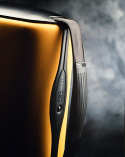 Product Shot of Suitcase