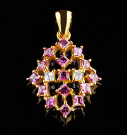 Jewellery Shoot of Broaches