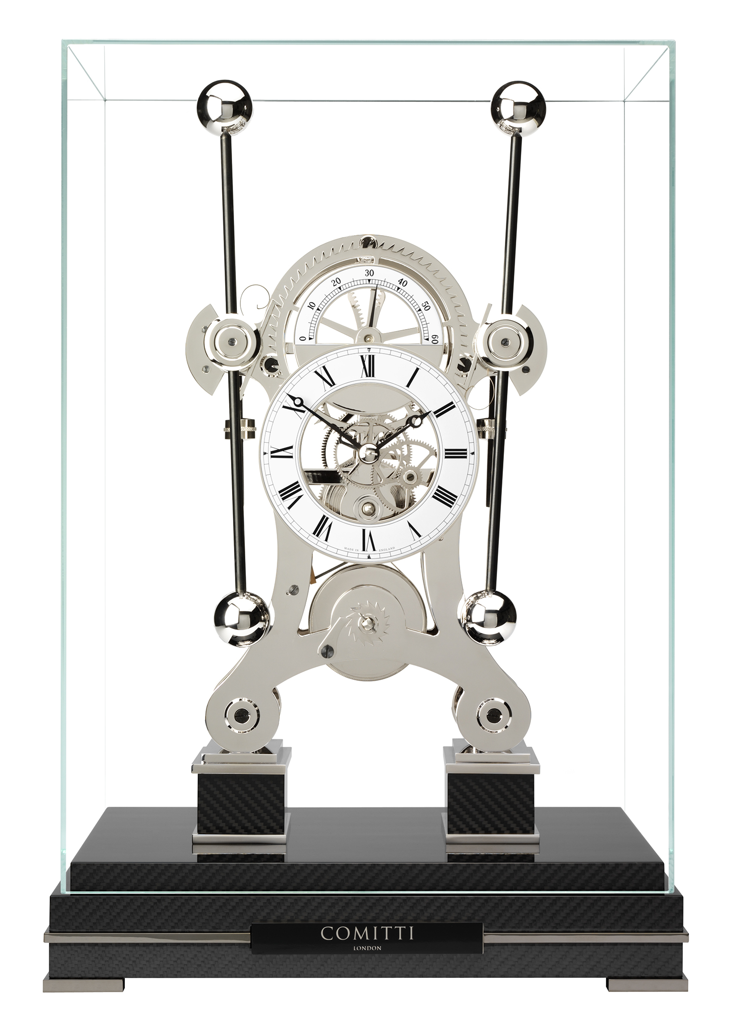 Photograph of Grasshopper Clock