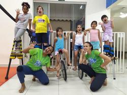 equilibrio e Circo Infantil