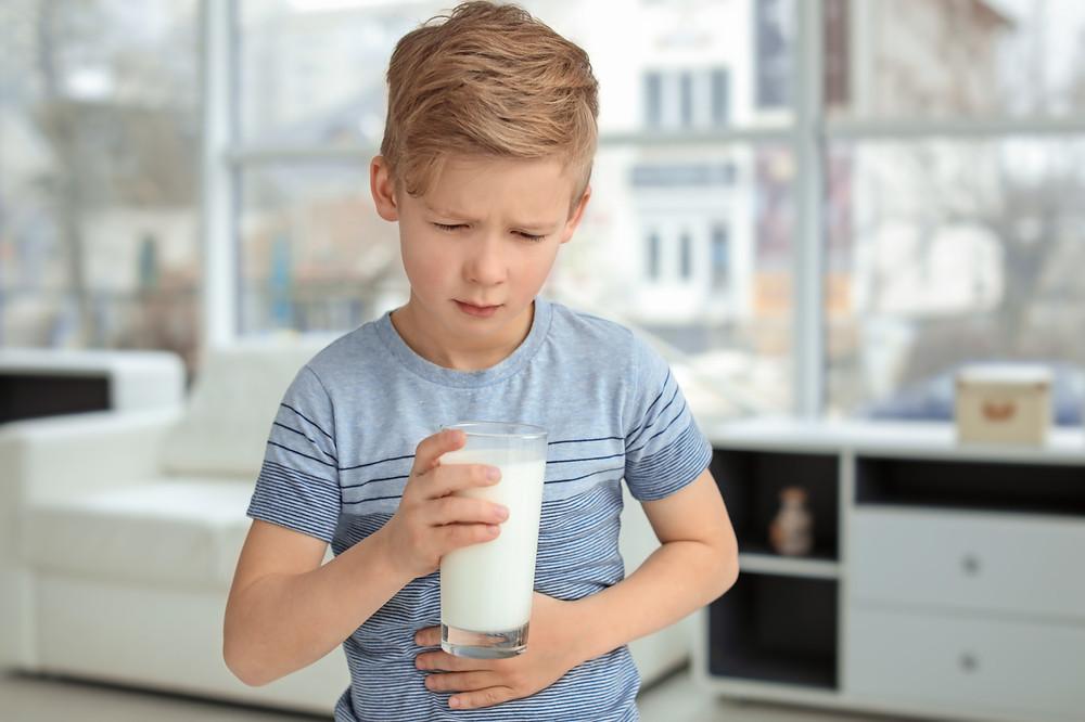 Alimentazione lattosio