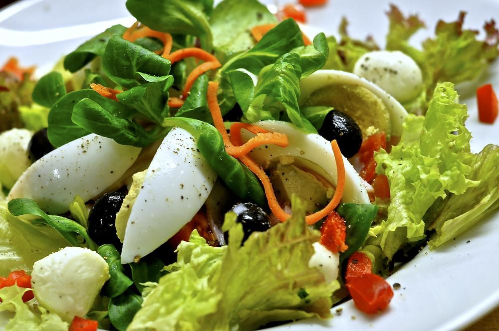 Insalatona dieta bilanciata