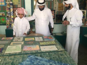 زيارة الدكتور عبد الخالق هجاد