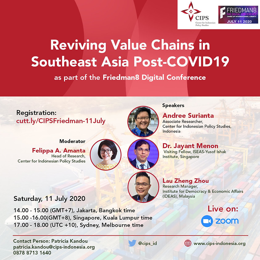 Reviving value chains in Southeast Asia post-COVID-19