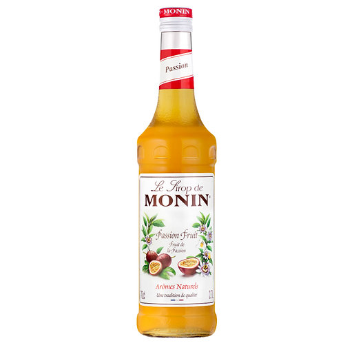 Passionsfrugt Sirup - Monin 70cl
