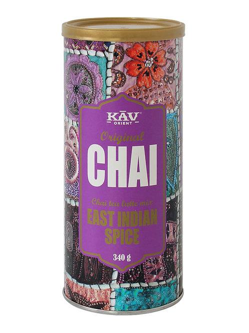 Chai Latte, East Indian spice - 340g fra KAV America
