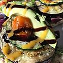 Vegetar/Vegansk sandwich