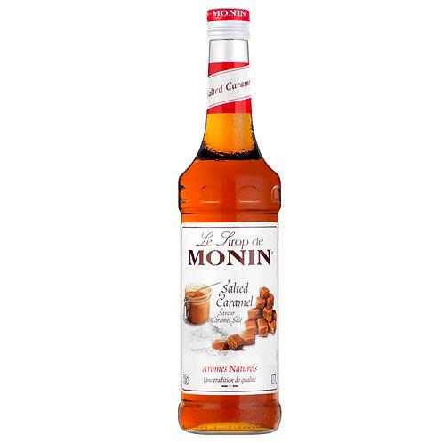 Salted Caramel Sirup -Monin 70cl