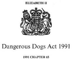 Dangerous Dogs Act