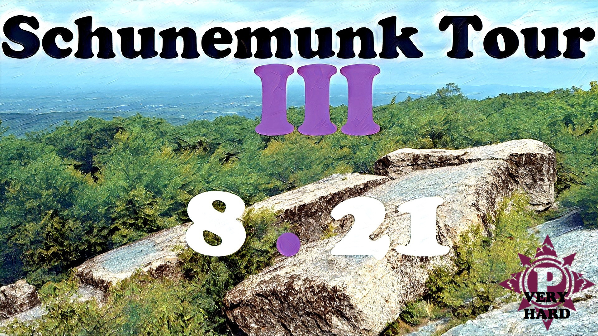 8.21 - Schunemunk Tour III