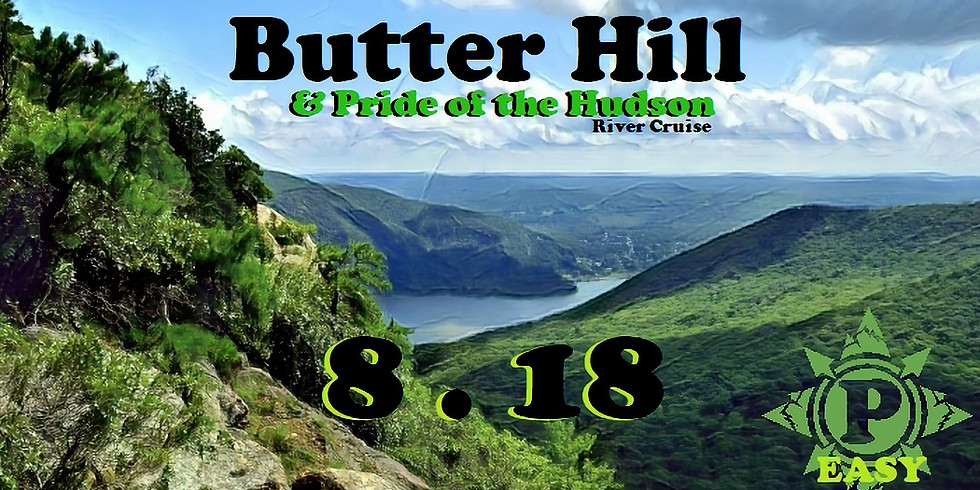 Butter Hill & Pride of the Hudson River Cruise