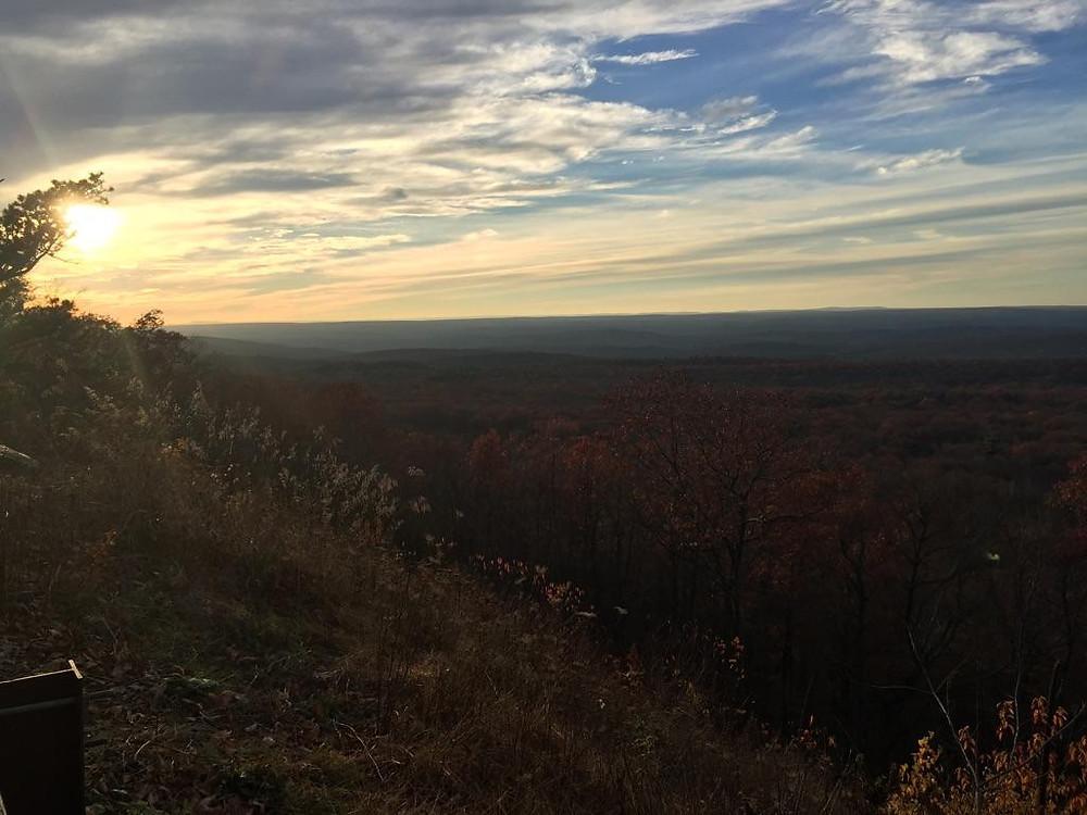 Stokes State Park - November 2015
