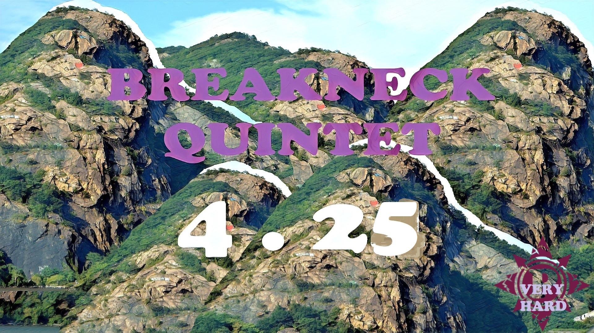 4.25 - Breakneck Quintet