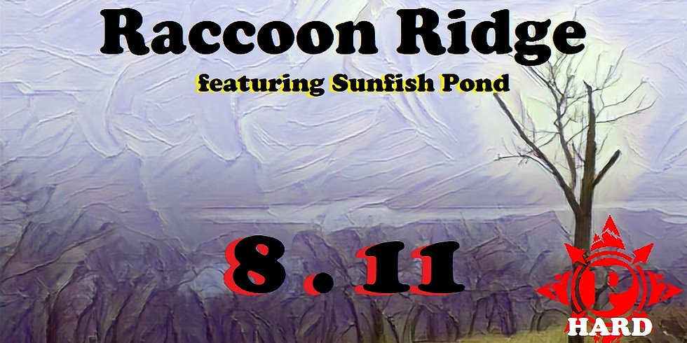 Raccoon Ridge feat. Sunfish Pond