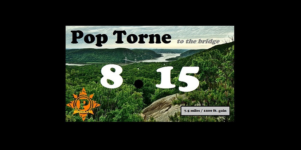 Pop Torne to the Bridge