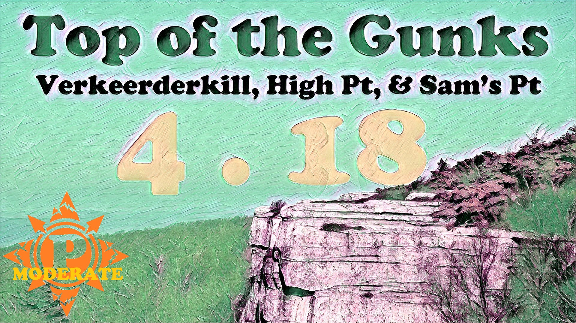 4.18 - Top of the Gunks