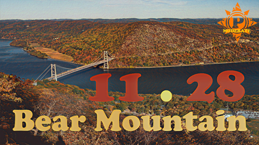 11.28 - Bear Mountain