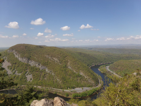 Mount Tammany Revisited