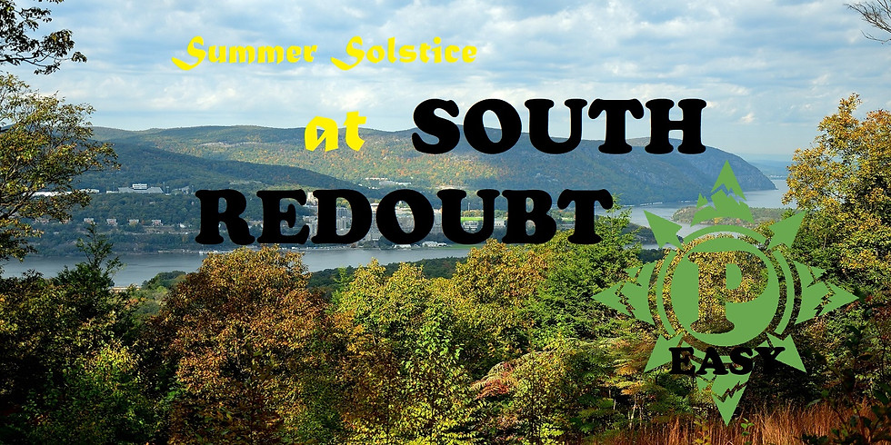 Summer Solstice at South Redoubt