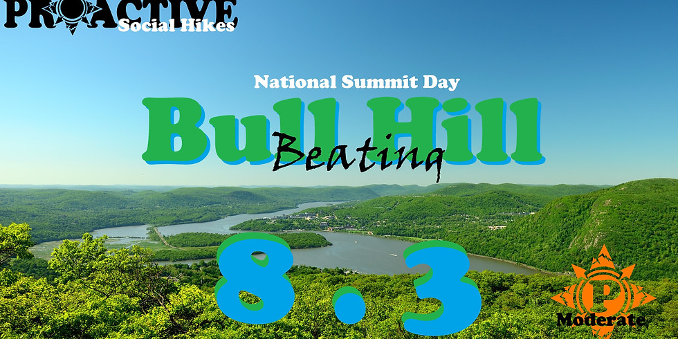 Beating Bull Hill - National Summit Day