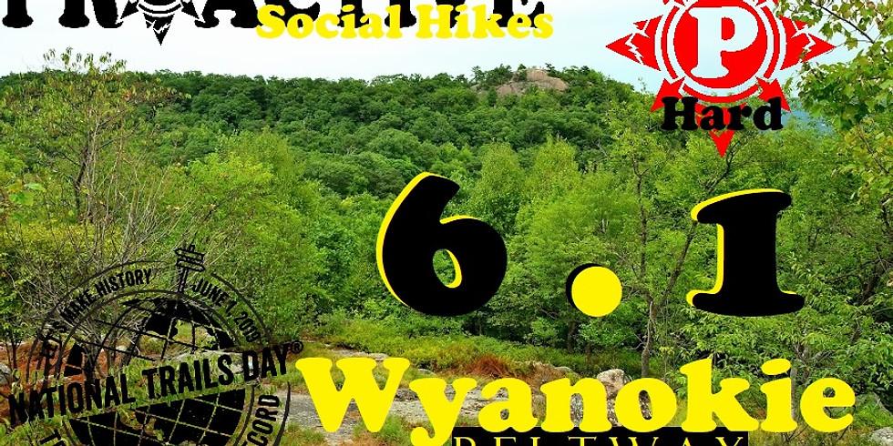 Wyanokie Beltway - National Trails Day