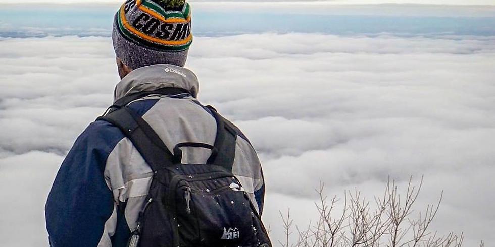 Thomas's Final Peak: Balsam Mountain