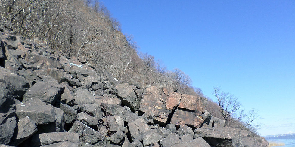 """Members """"Welcome"""" Hike - Giant Stairs/Palisades Interstate Park"""