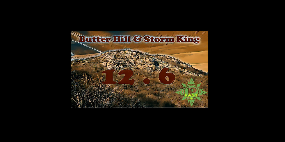 Butter Hill & Storm King