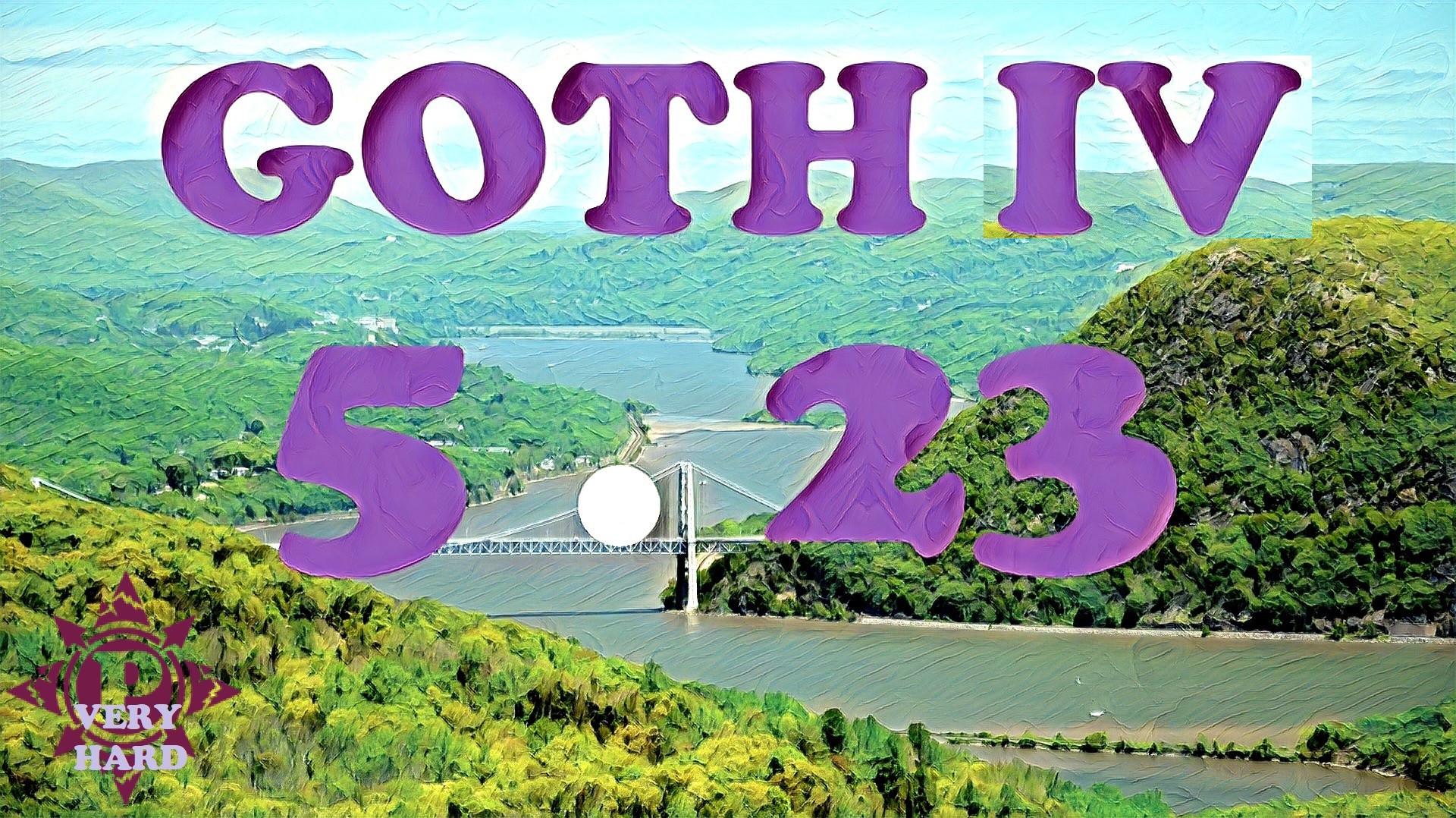 5.23 - GOTH IV