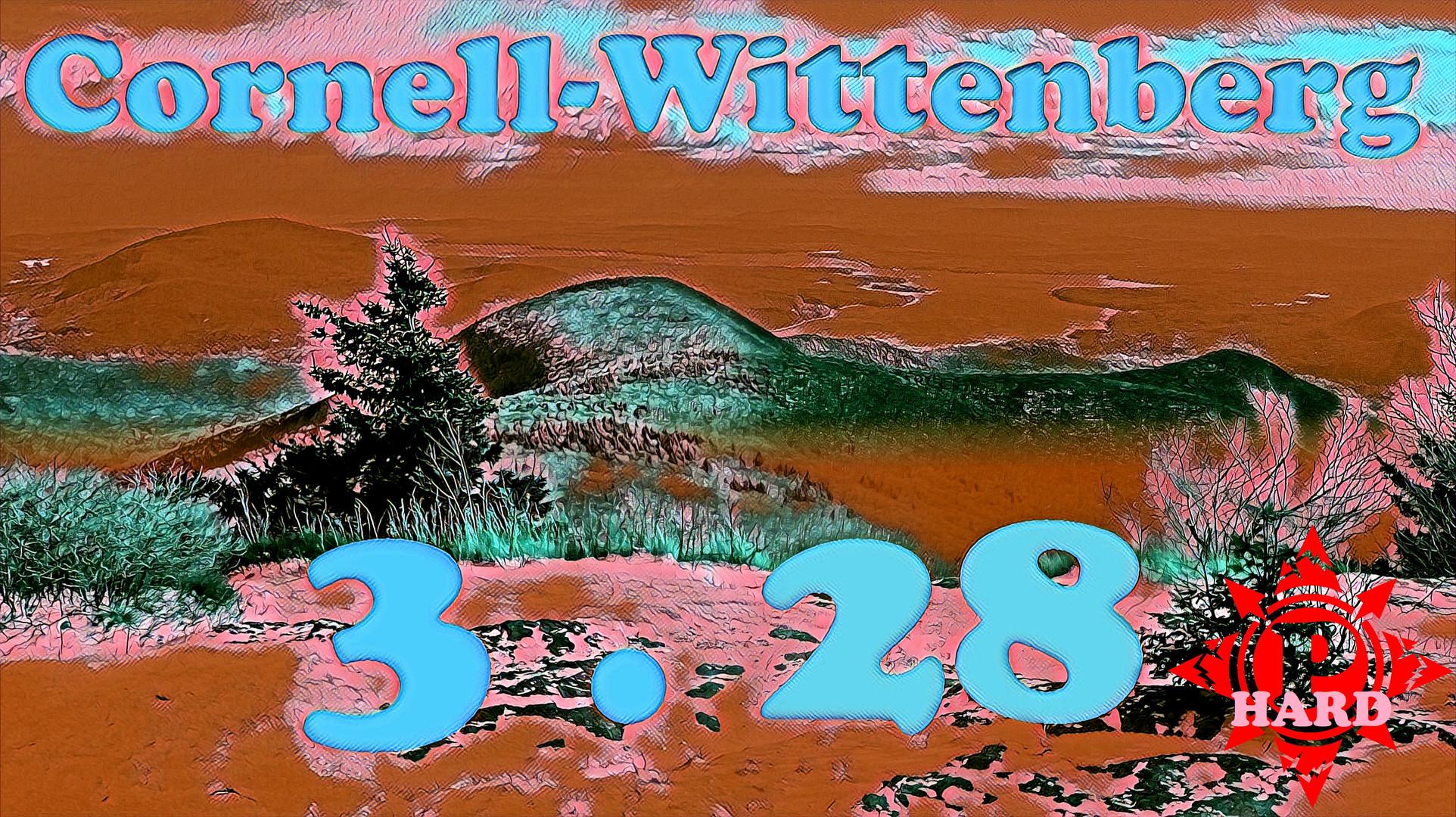 3.28 - Cornell-Wittenberg