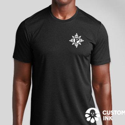 Men's Performance Shirt - Gray/Black