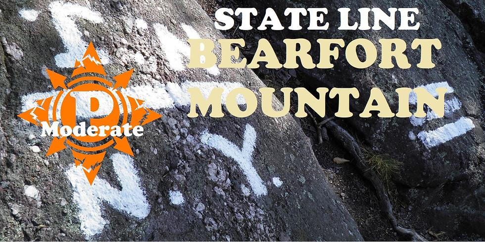 State Line: Bearfort Mountain