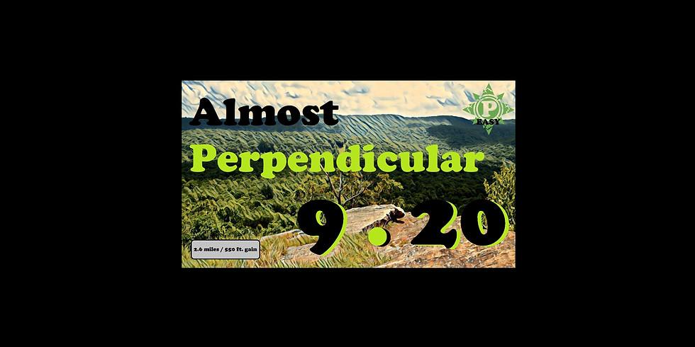 Almost Perpendicular