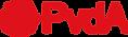PvdA logo - Liggend - Rood - RGB.png