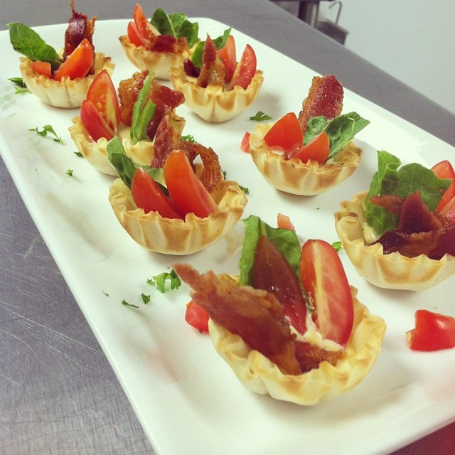 Lets talk Hors d'Oeuvres!