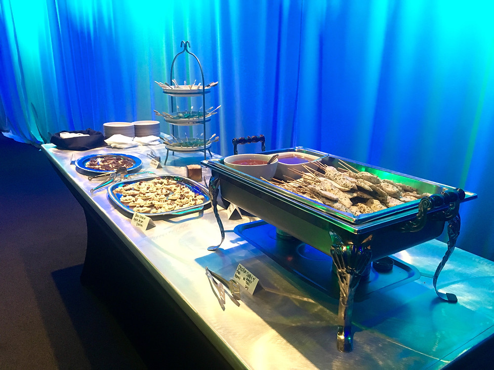 Catering Hors d'Oeuvres Buffet