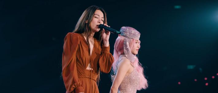 蔡依林 Jolin Tsai X 田馥甄 Hebe《刻在我心底的名字》Official Live Music Video