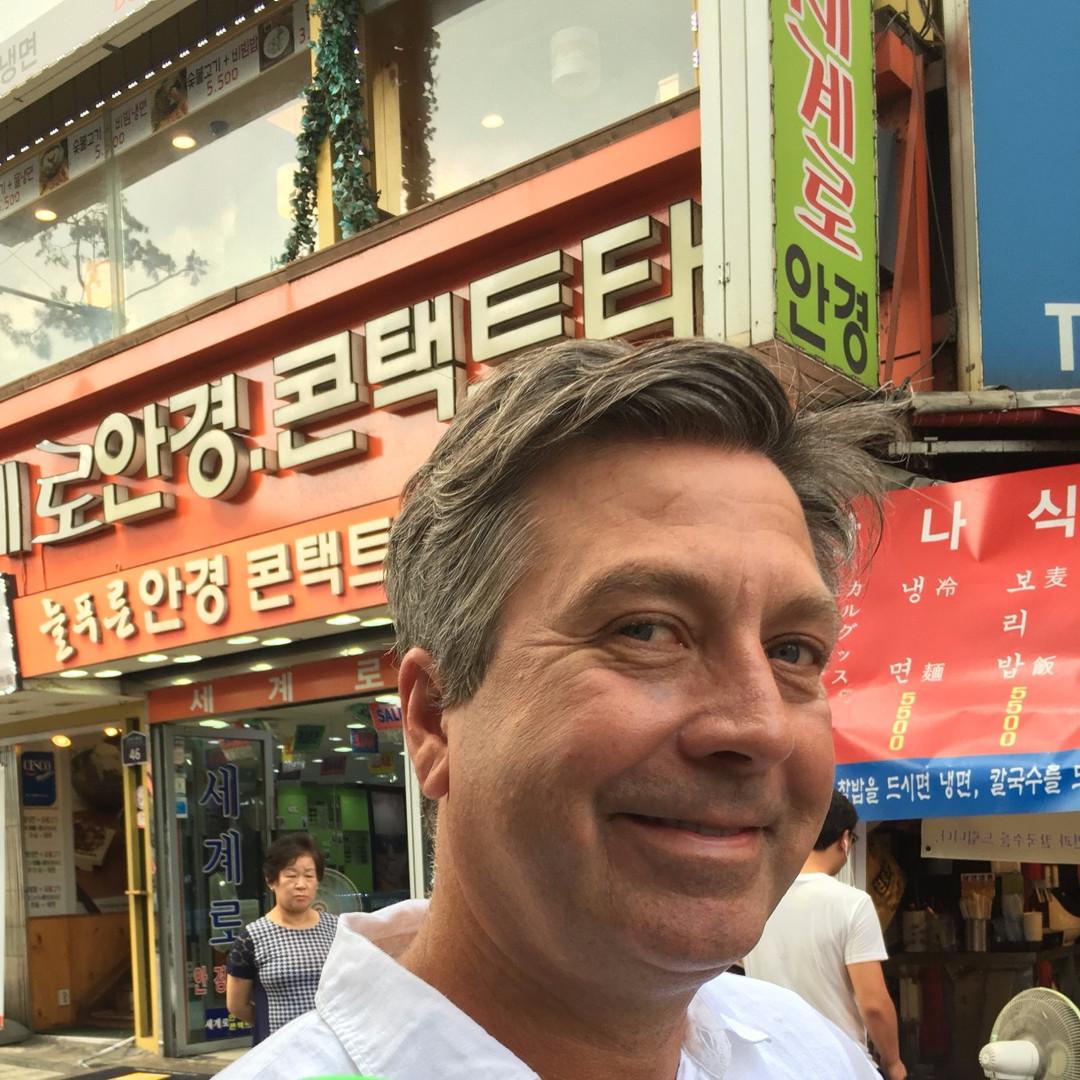 John Torode's Korean Food Tour - Good Food