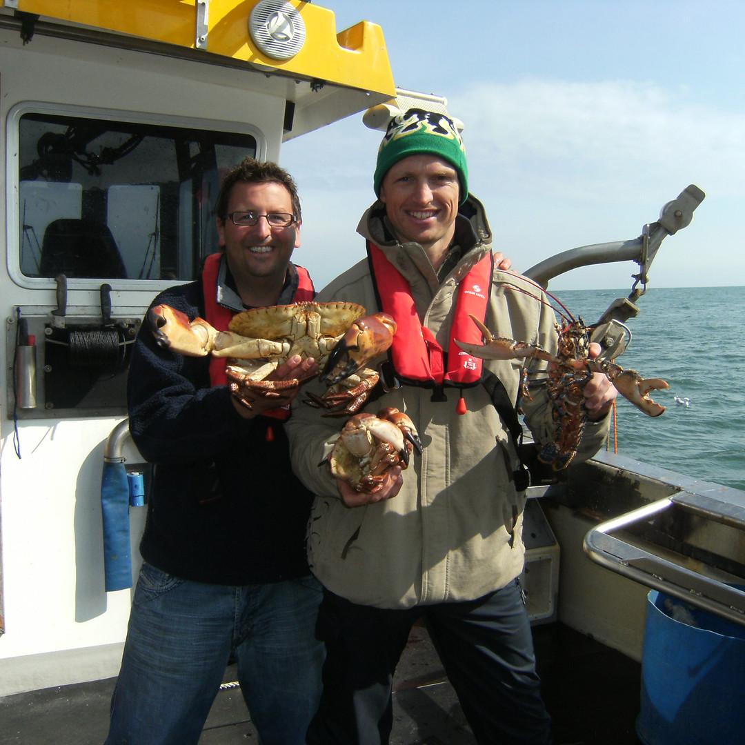 Mitch and Matt's Big Fish - Dave