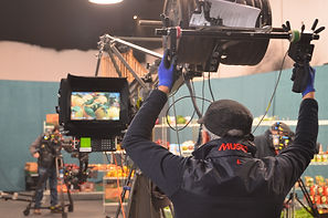 Hire a film studio for your project at Windwhistle Studios in Devon