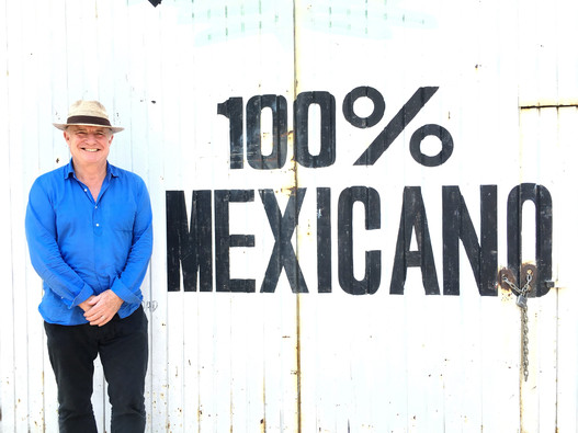 Rick Stein's Road to Mexico