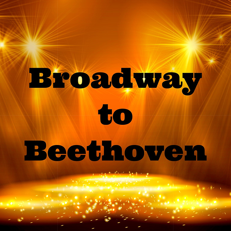 Broadway to Beethoven, Tar River Orchestra