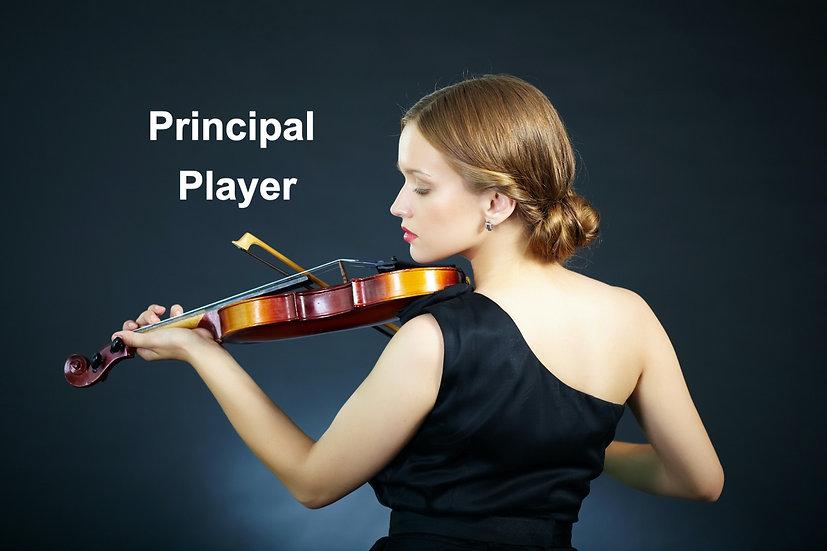 Principal Player
