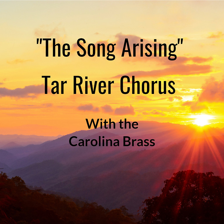 The Song Arising--Inspirational Music for Our Times