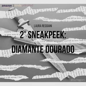 2° Sneakpeek: Diamante Dourado - Treino Safira & Howl